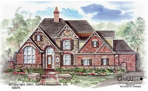 european home design inc garrell associates inc wellesley house plan 05070