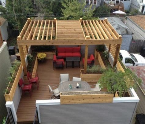 Best Trellis Best 25 Rooftop Patio Ideas On Pinterest Rooftop Deck
