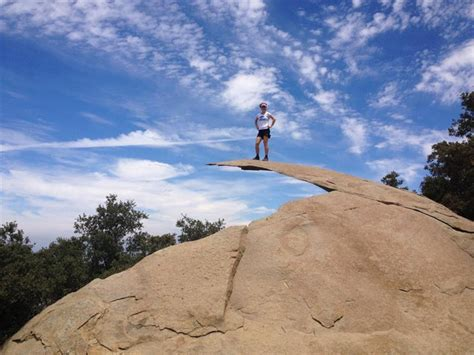 Engginer Monting Rr New X Trail mt woodson trail hiking rootsrated