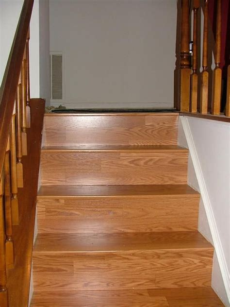 Laminate Floor On Stairs by Laminate Flooring On Stairs Stairs
