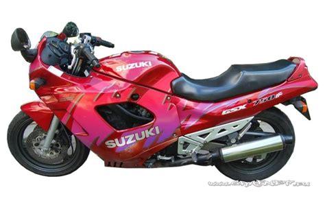 Suzuki Gsx F 750 1993 Suzuki Gsx 750 F Moto Zombdrive