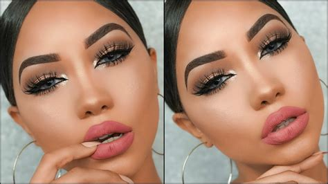Lipstik Make No 4 my go to makeup look simple glam