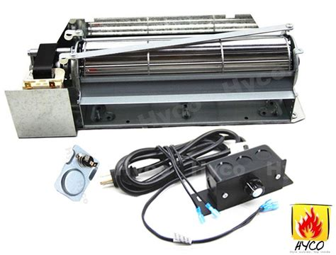 Gas Fireplace Blower Motor by Gas Fireplace Blower Fan Kit Fbk 250 For Lennox Superior Rotom