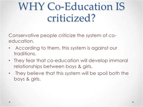 Co Education In Essay by Coeducation 110525142225 Phpapp02