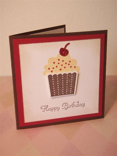 Easy Handmade Birthday Cards Ideas - easy birthday card ideas