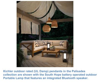 Outdoor Lighting Trends Outdoor Lighting Trends Kichler