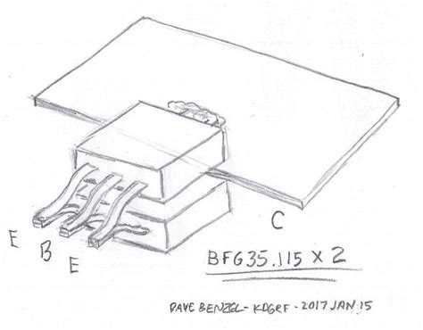 base resistor for 2n2222 3 to quintuple the output power of a 40 m pixie transceiver kd6rf