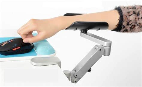 elbow rest for desk 2018 lift computer desk armrest lapdesk hand bracket arm