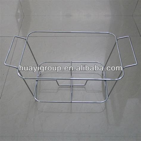 Food Warmer Wire Rack by High Precision Wire Chafing Rack View Chaffing Dish Buffet Food Warmer Huayi Product Details
