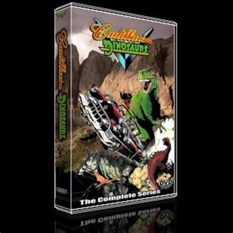 cadillacs and dinosaurs dvd cadillacs and dinosaurs dvd set complete 13 episodes for sale