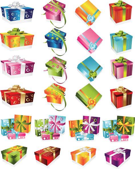 christmas gifts templates vector free stock vector art