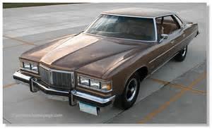 76 Pontiac Bonneville 1976 Pontiac Bonneville