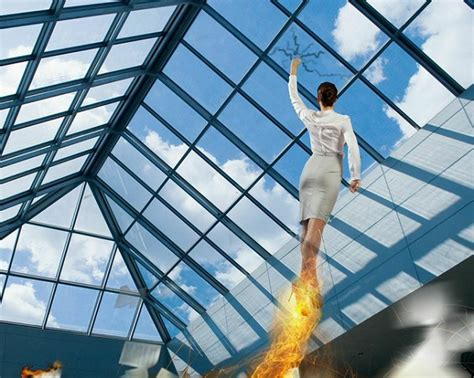 The Glass Ceiling For by It S To Smash The Glass Ceiling With Your Stuck