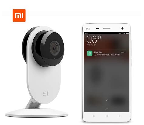 Jual Xiaomi Cctv Xiao Fang Square Small Smart Ip 1080p xiaomi xiaoyi yi home mijia xiao fang small square smart 1080p wifi cctv ants
