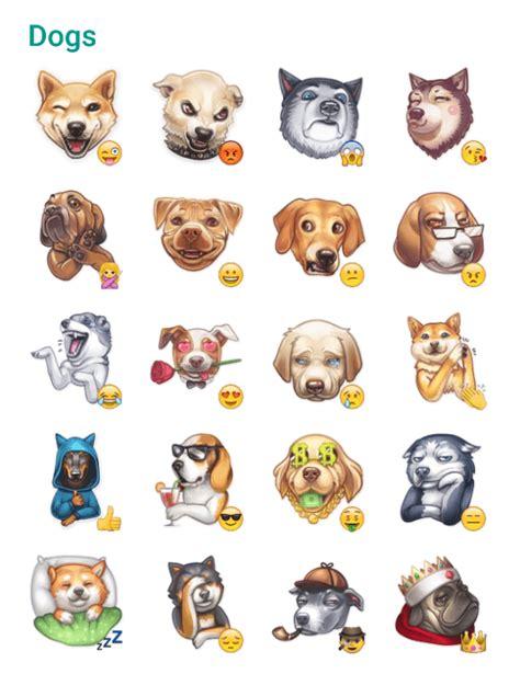 Aufkleber Hund by Collection Sticker Pack Telegram Stickers Hub Collection