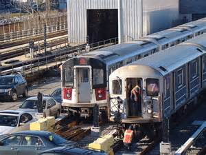 new york city subway car r188 new york city subway car