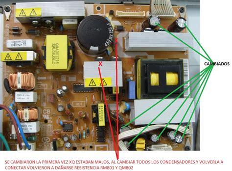 samsung capacitor cm852 samsung capacitor cm852 28 images kit108 lcd repair kit samsung le40a557p2f ip 211135a bn44