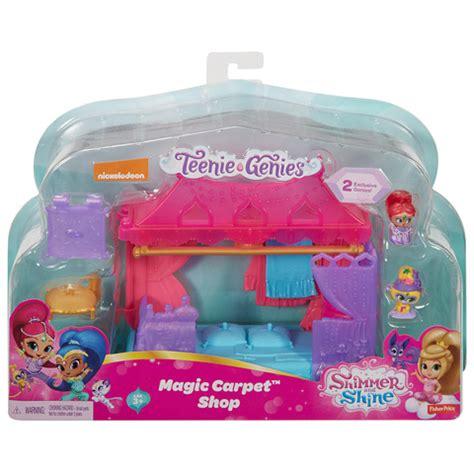 Shimmer And Shine Teenie Genies Masquerade Playset fisher price shimmer shine teenie genies set de joaca