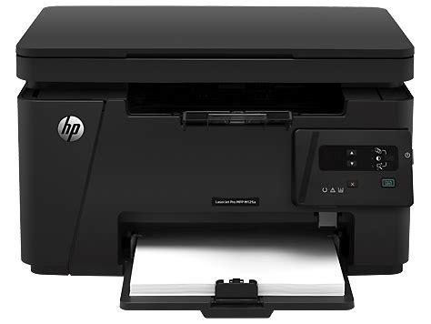 Printer Laserjet Pro Mfp M125a hp laserjet pro mfp m125a cz172a hp 174 thailand