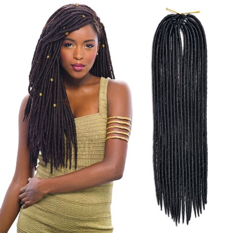 soften marley hair dreadlocks braids crochet twist hair marley braid hair