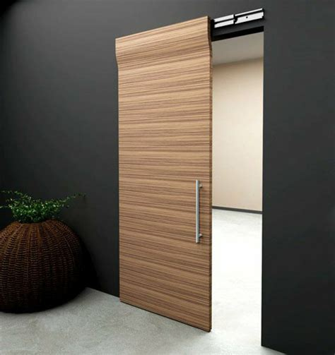 modern wood door modern sliding wooden doors things you ought to know