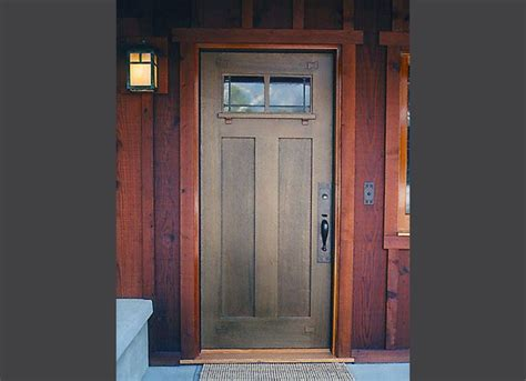 arts and crafts front door architectural doors frames mirrors home
