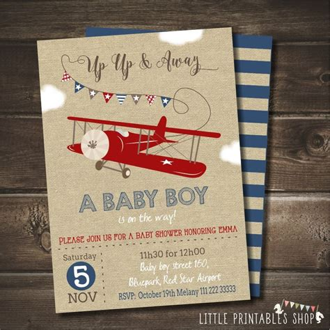 Airplane Baby Shower Ideas by 25 Best Ideas About Airplane Baby Shower On