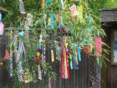 festival decorations seattle tacoma kimono club tanabata star festival