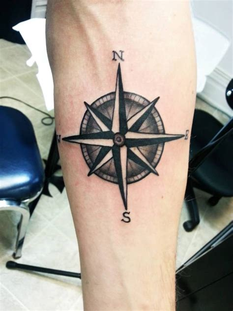 dotwork rose compass tattoo on left arm by daniel rozo 20 compass tattoos on forearm