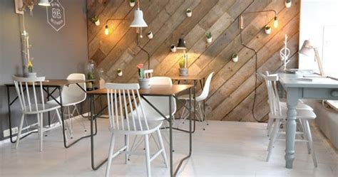 lingkar warna desain interior cafe berkonsep scandinavia