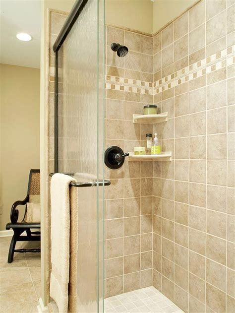low cost bathroom updates corner shelves shower doors