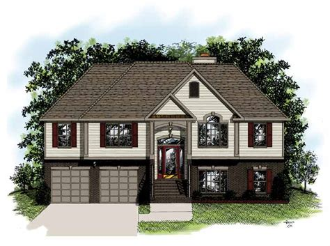 split foyer house plans home design and style
