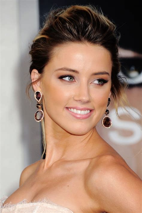 brunette celeb hairstyles 217 best images about amber heard on pinterest drive