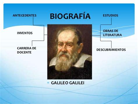 biografia de galileo galilei descubrimientos e historia de biograf 237 a galileo