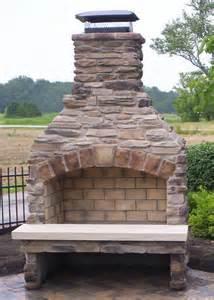 Outdoor Fireplace Kits Outdoor Fireplace Kits Bbt