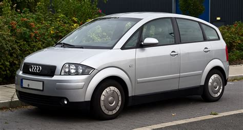 Audi A2 1 2 by File Audi A2 1 2 Tdi Frontansicht 23 September 2012