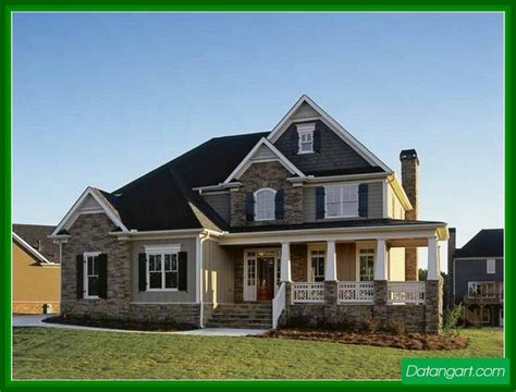 two story house plans with front porch two story brick house plans with front porch arts homes porches 2