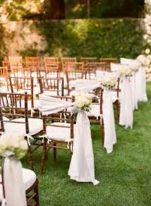 Wedding Chair Cover Designs 8 Awesome And Easy Ways To Decorate Wedding Chairs