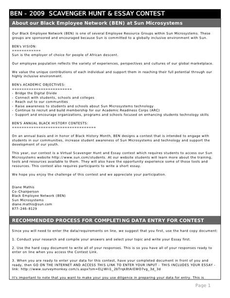 Black History Essays by Black History Essay Contest Drureport681 Web Fc2