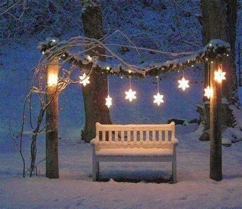 so the den christmas a winter snow bench so neige neige d hiver et bancs