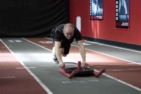 sled push exercise guide  video