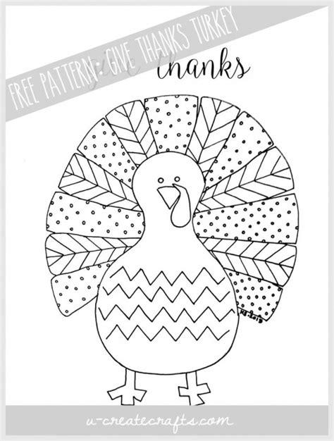 gratitude turkey template fall turkey printable u create
