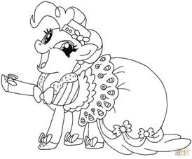my pony coloring pages pinkie pie my pony pinkie pie coloring page free printable