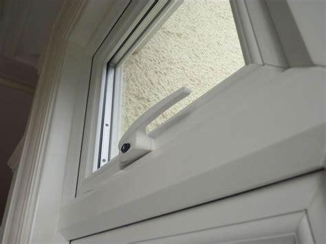 low height upvc low profile window handles