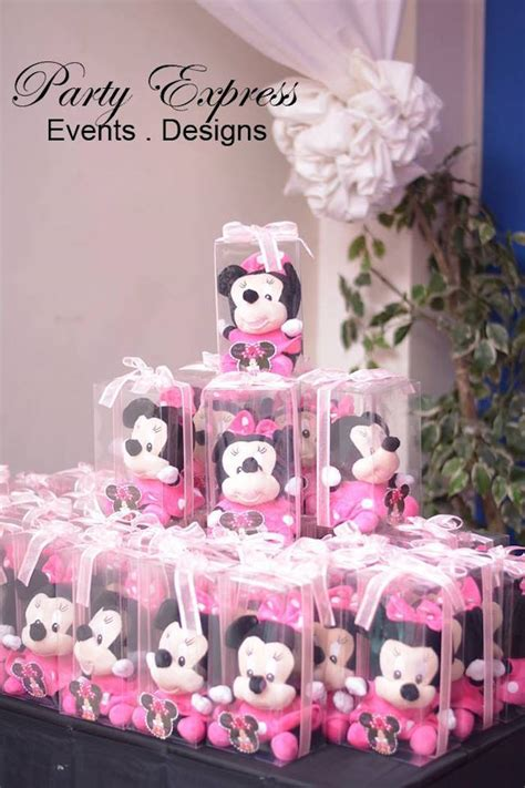 minnie mouse themed birthday decorations kara s ideas minnie mouse birthday kara s