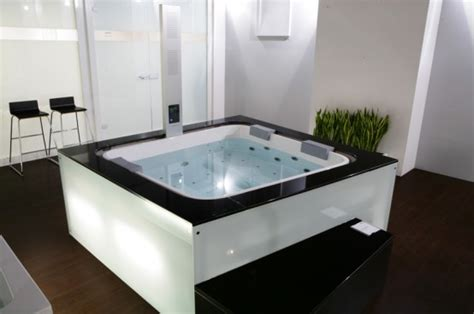 Ultra Modern Spa Bathtubs By Hoesch Digsdigs
