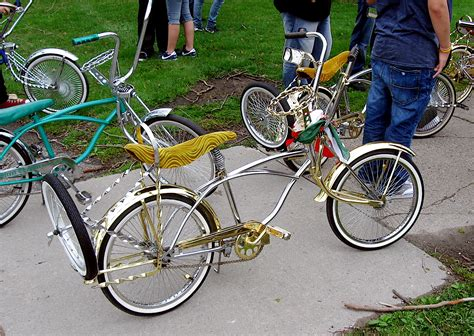 Sparepart Lowrider detroit bikes are the coolest part 2 plus musical