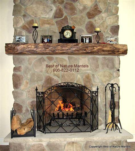 fireplace mantels shelves designs wood fireplace mantels log mantel antique rustic wood