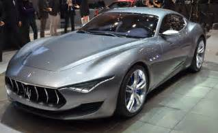 Photo Of Maserati Geneva 2014 Maserati Alfieri Debuts