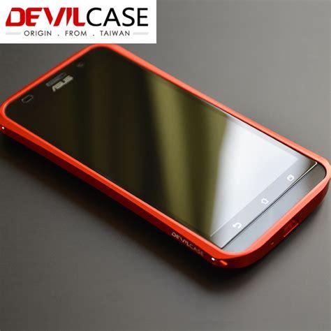 Devilcase Aluminium Bumper Asus Zenfone 2 55 Inch aliexpress buy devilcase for asus zenfone 2 5